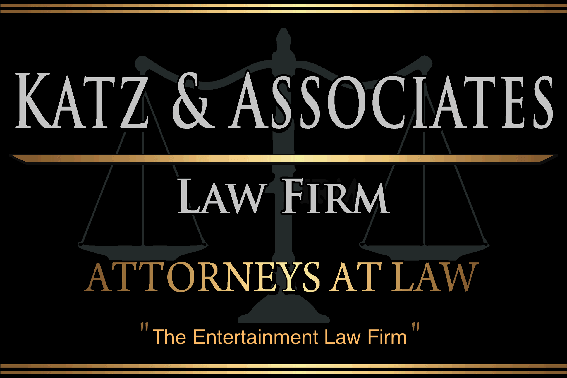 The Entertainment Law Firm Logo
